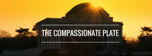 The Compassionate Plate Header