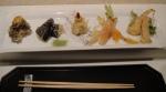 Vegetable Tempura at Sushi Zen